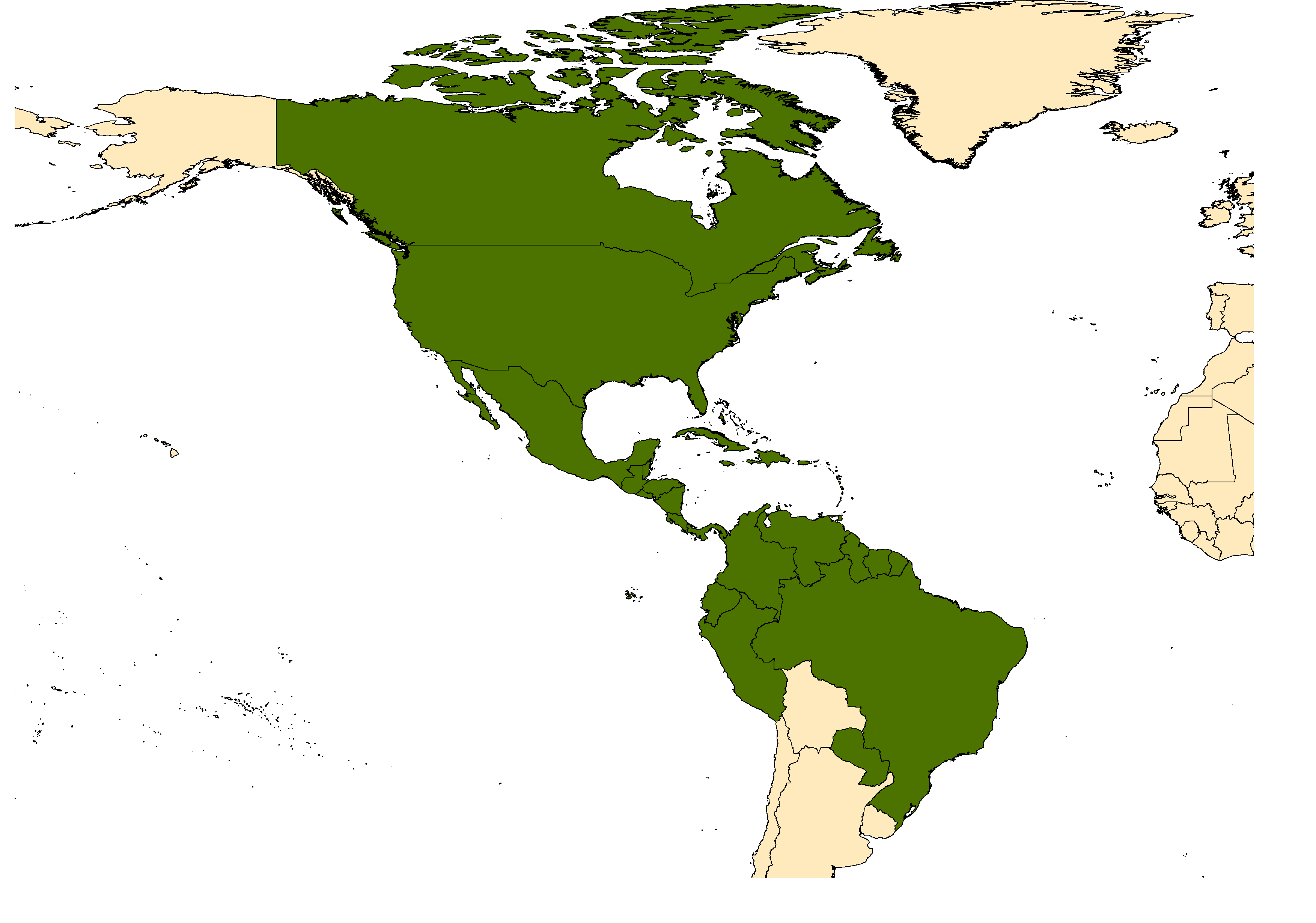 Distribution map for <em>Culex erraticus</em> (Dyar & Knab, 1906)